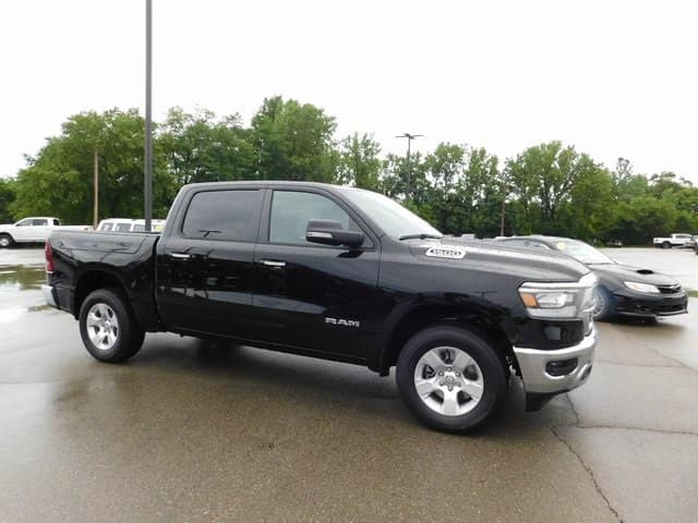 2020 RAM 1500 Big Horn with Navigation & 4WD