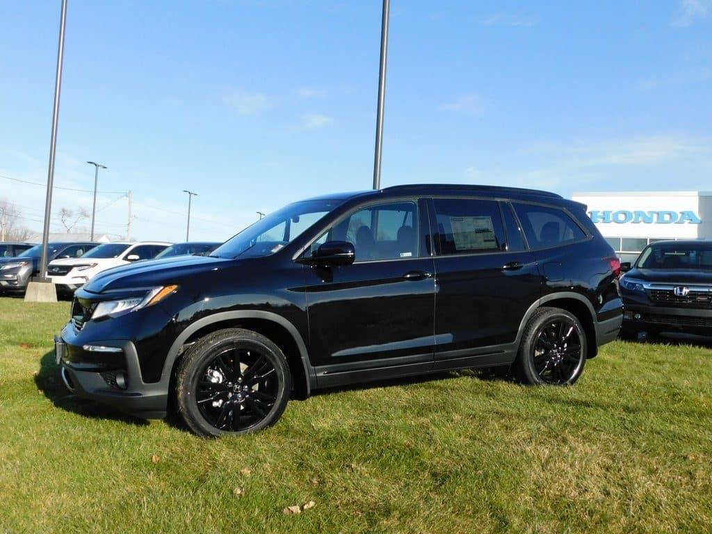 2020 Honda Pilot Black Edition AWD 7P