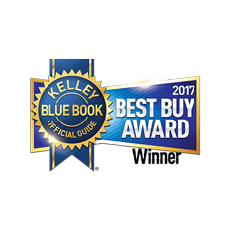 KBB 2017 Best Buy Award Winner