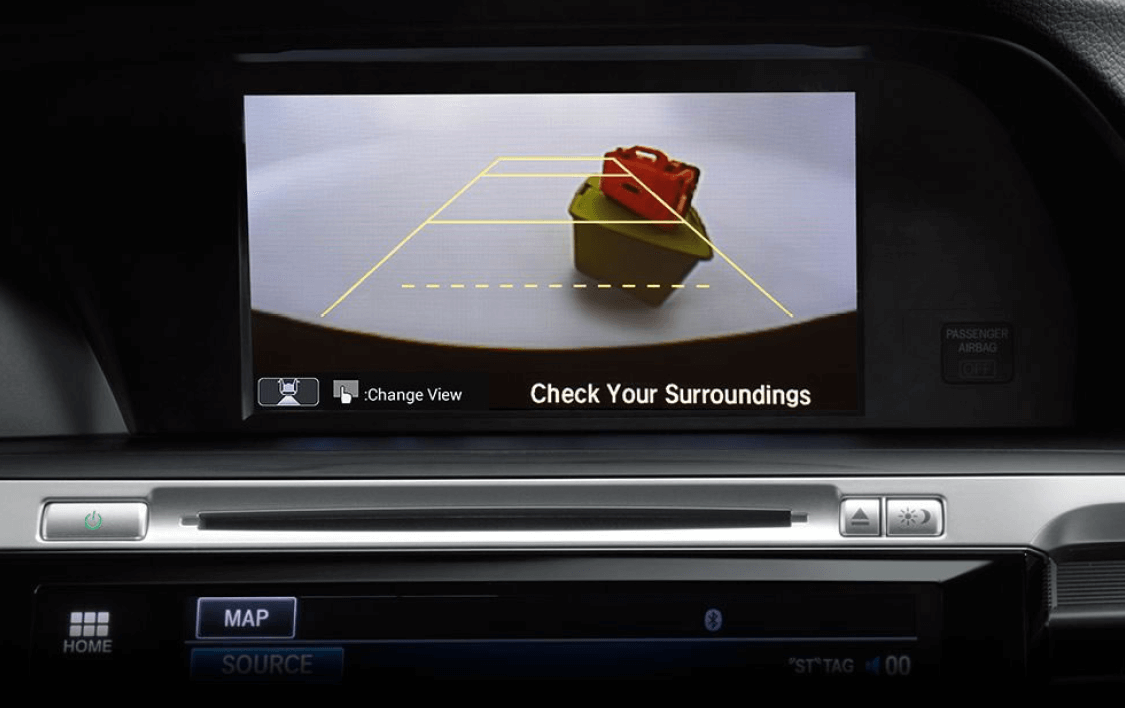 2017 Honda Civic - Rearview Awareness