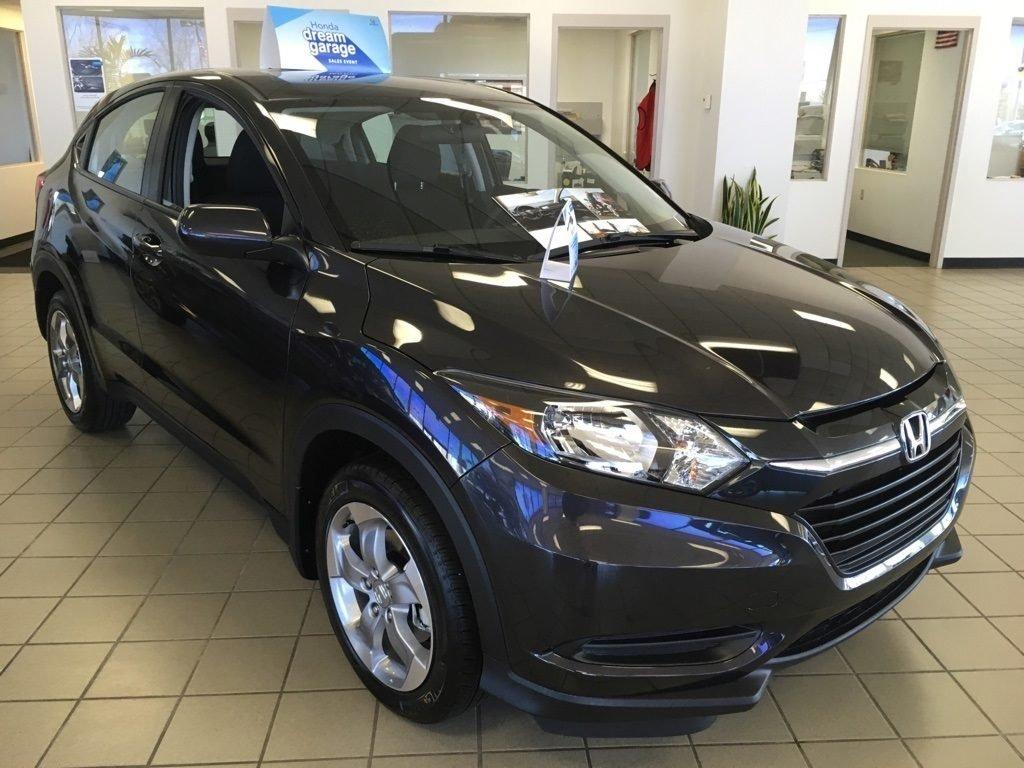 2017 HR-V LX AWD