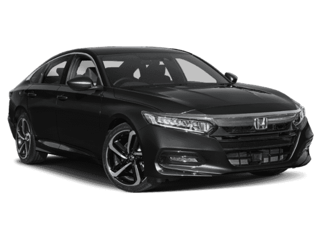 2019 Honda Accord Sport Sedan 2.0T CVT