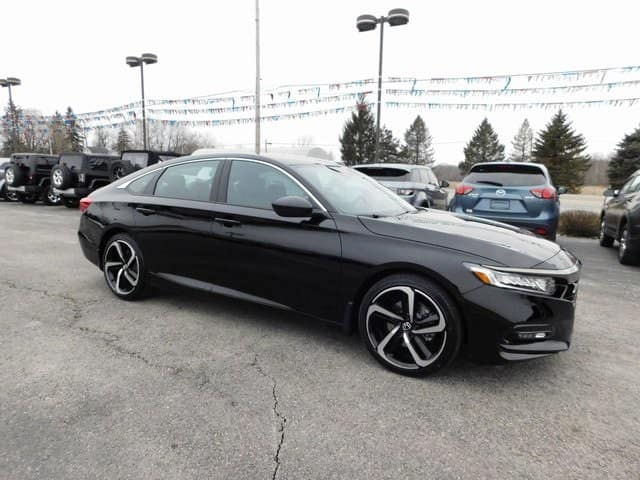 2019 Honda Accord Sport Sedan 1.5T CVT