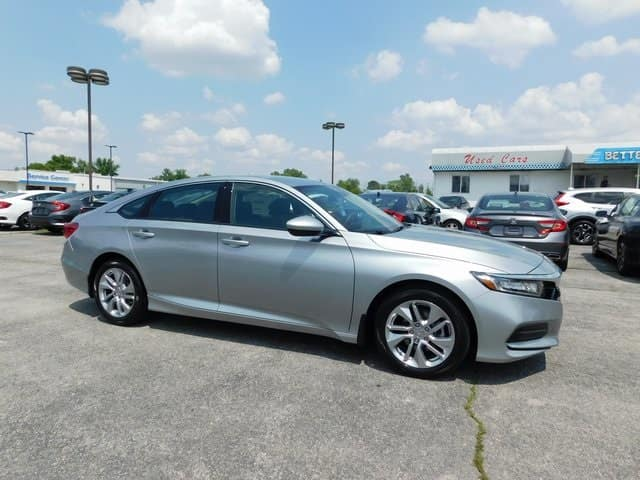 2019 Honda Accord LX Sedan 1.5T