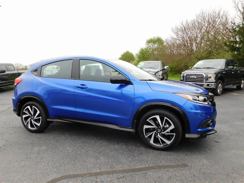 2020 Honda HR-V CVT Sport AWD