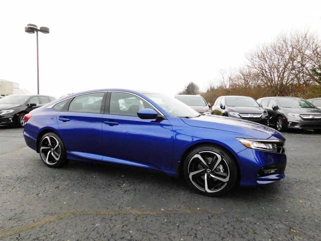 2020 Honda Accord Sedan CVT Sport 1.5T