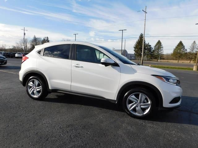 New 2020 Honda HR-V EX-L AWD