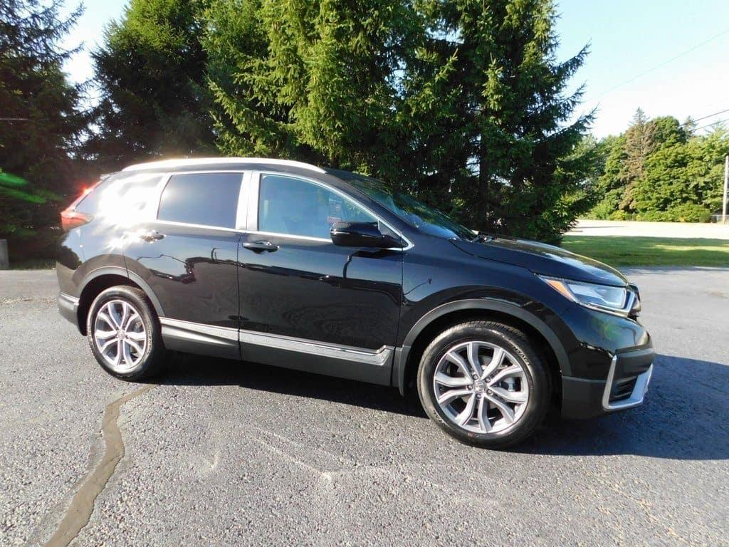 New 2020 Honda Civic EX CVT Sedan
