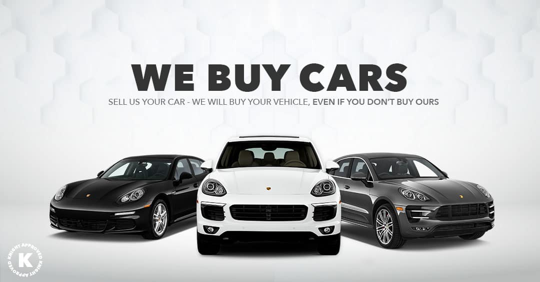 Sell Us Your Car   Porsche Centre Winnipeg