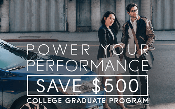 Wisconsin Acura College Graduate Program