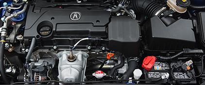 2.4 L engine