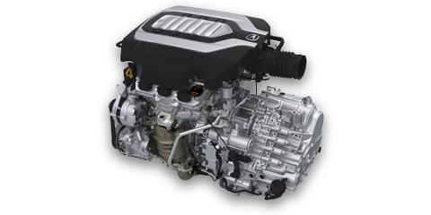 RLX 3.5L engine