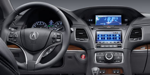 RLX dashboard