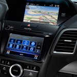 2016 Acura RDX dual screen media and navigation system