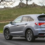 2016 Acura RDX rear exterior view