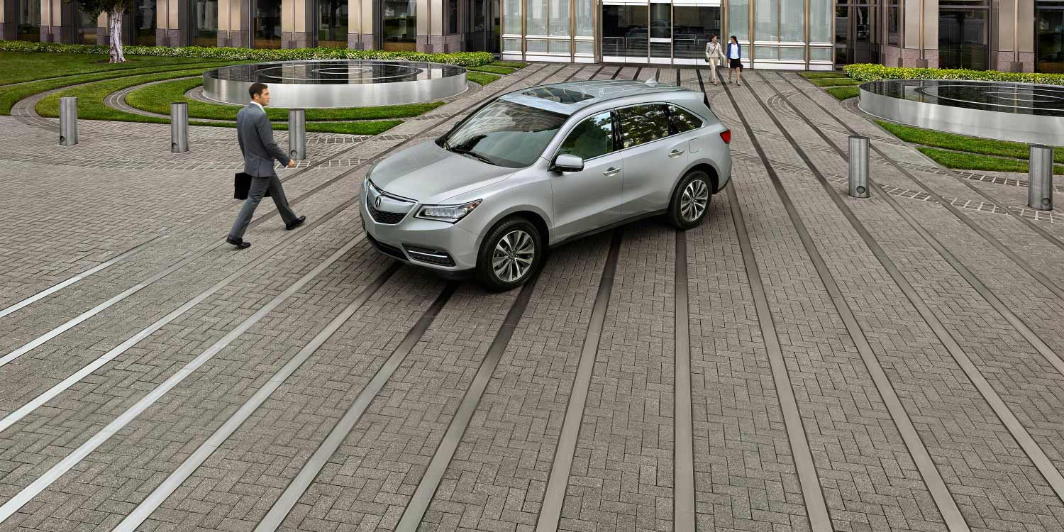 2016 MDX with Technology package
