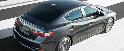 2016 Acura ILX temp control