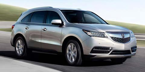 Stability Assist available in 2016 MDX
