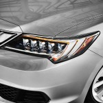 2016 ILX headlight details