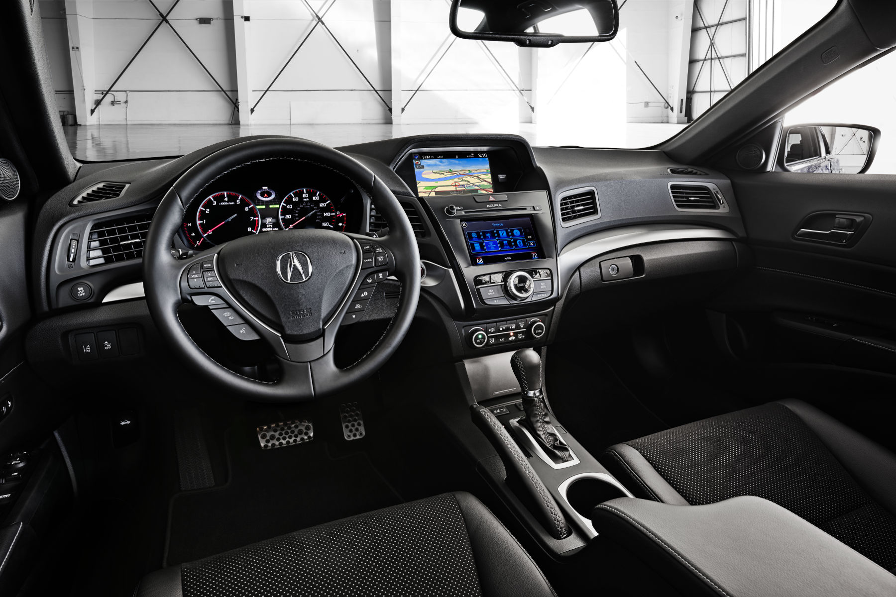 2016 ILX interior