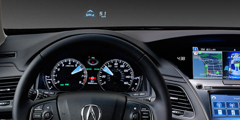 RLX Heads-Up Display