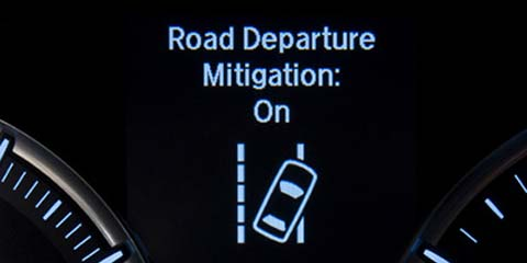 Road Departure Mitigation