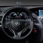 2016 RLX steering wheel