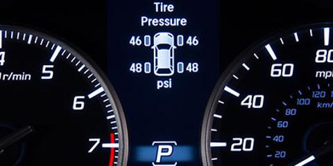 2016 Acura RDX tire pressure monitoring
