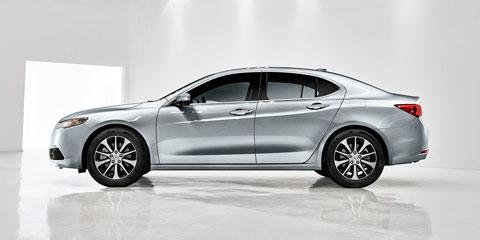 2016 Acura TLX 3.5L Engine