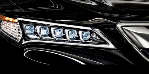 2016 TLX Jewel Eye Headlights