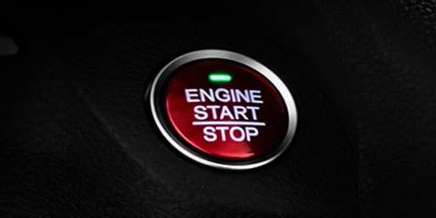 2016 Acura TLX Keyless Access
