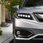 2017 Acura RDX Headlights