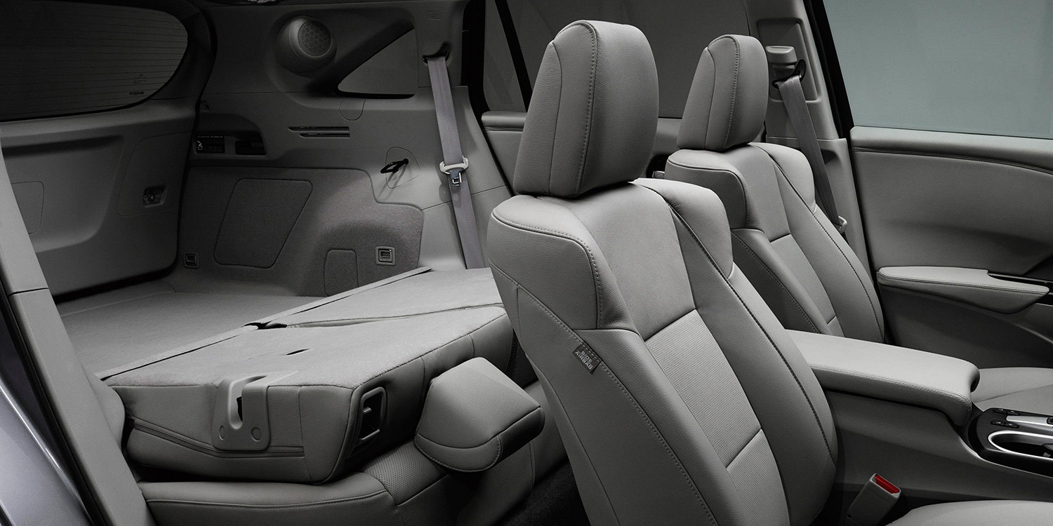 2017 Acura RDX Rear Seatbacks