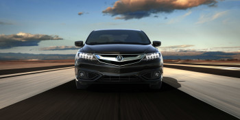 2017 Acura ILX Exterior Night Front