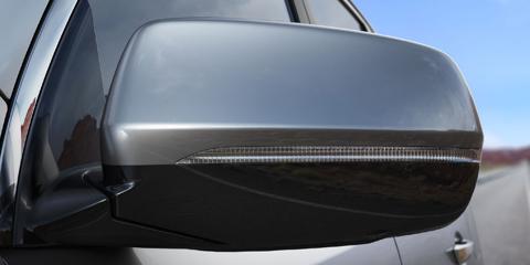 2017 Acura MDX Blind Spot Information