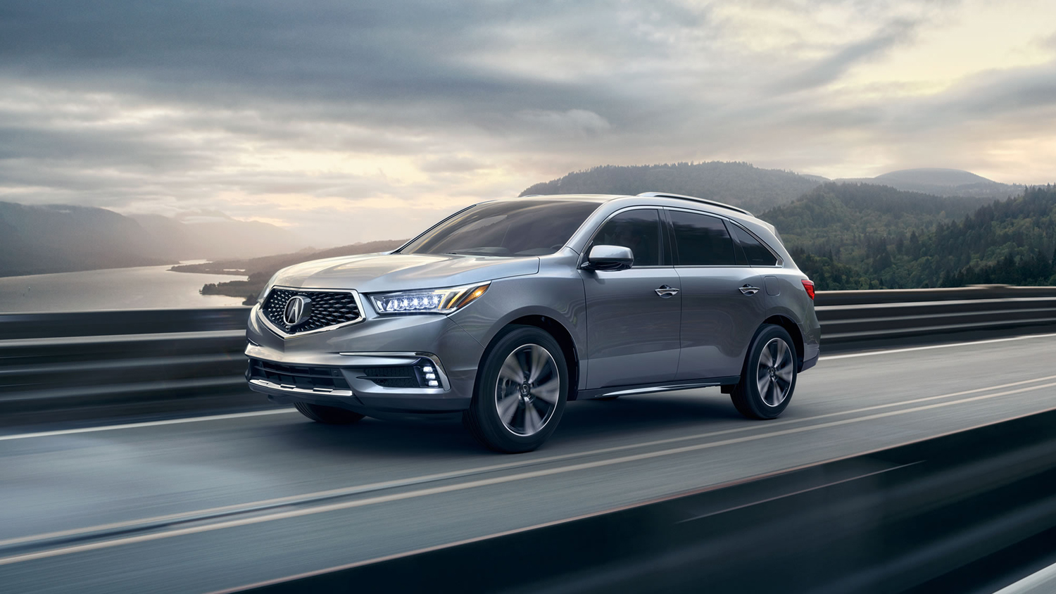 2017 Acura MDX Exterior Bridge