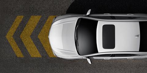 2017 Acura TLX Adaptive Cruise Control