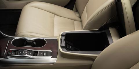 2017 Acura TLX Cabin Storage