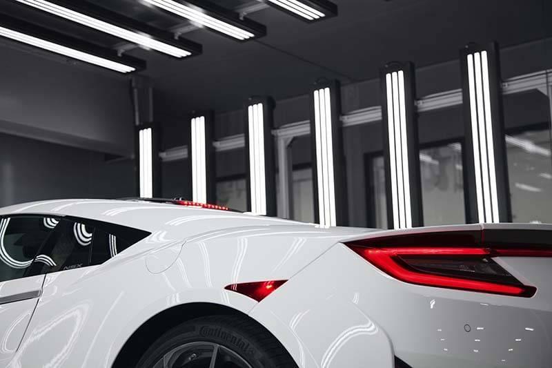 Acura NSX Corner Backup Sensors