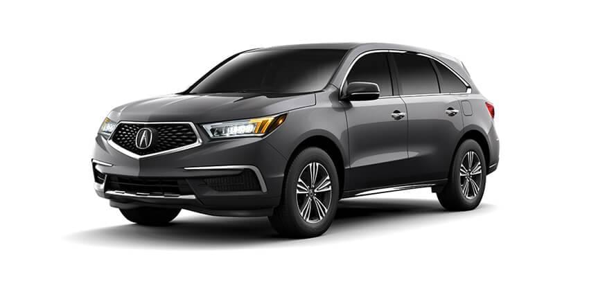 2017 Acura MDX Super-Handling All-Wheel Drive