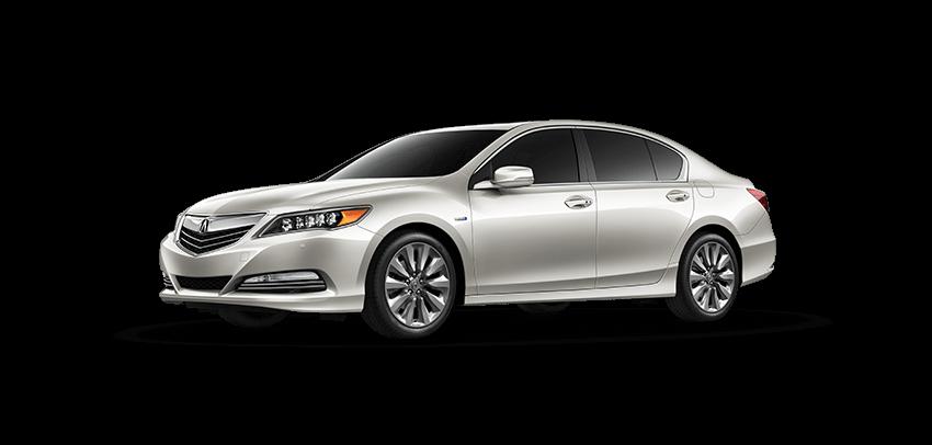 2017 Acura RLX Super Handling All-Wheel Drive