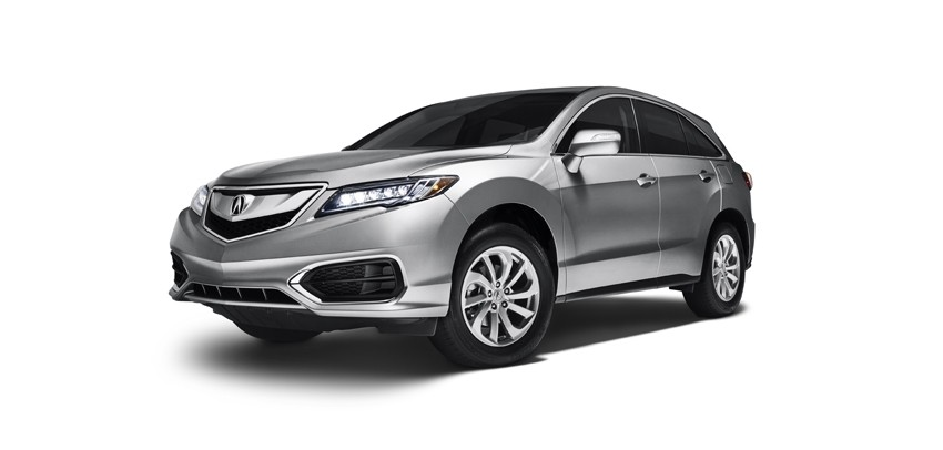 2018 Acura RDX All-Wheel Drive