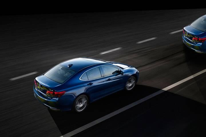 2017 Acura TLX Advance Package