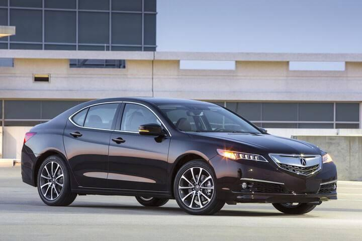 2017 Acura TLX Standard Package