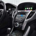 2018 Acura TLX Interior Front Cabin