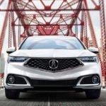2018 Acura TLX Exterior Diamond Pentagon Grille