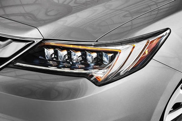 2017 Acura ILX Safety Jewel Eye Headlights