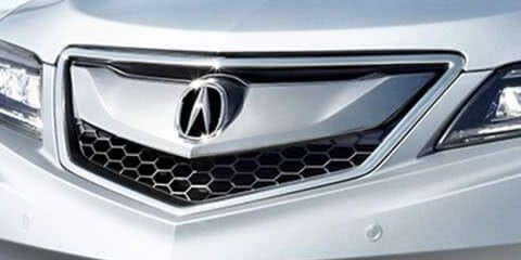 2018 Acura RDX 3D Front Grille