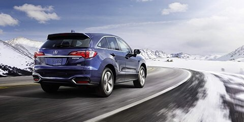 2018 Acura RDX All-Wheel Drive with Intelligent Control