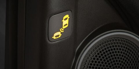 2018 Acura RDX Blind Spot Information System